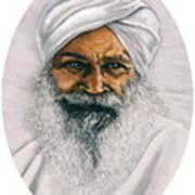 Sant Kirpal Singh Art Print
