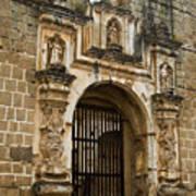 Santa Clara Antigua Guatemala Ruins 2 Art Print