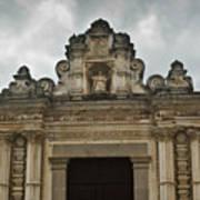 Santa Clara Antigua Guatemala Ruins  Art Print