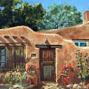 Santa Fe Traditions Art Print