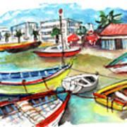 Santa Luzia 04 Art Print
