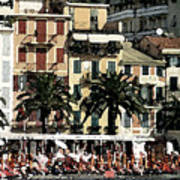 Santa Margherita Art Print