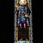 Santa Maria De Montserrat Abbey Art Print