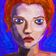 Santia By Maca II Art Print