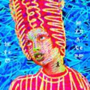 Santia True Story 980 Art Print