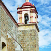 Santo Domingo Church Spire Art Print