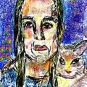 Sarah And Shai Art Print