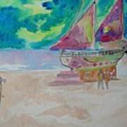 Sarpod Art Print