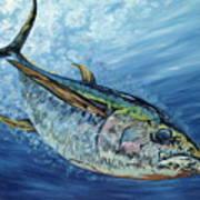 Sashimi Art Print