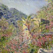Sasso Valley Art Print