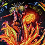 Satanico Pandemonium Art Print