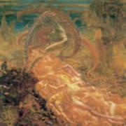 Satan's Treasures Art Print