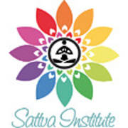 Sattva Institute Art Print