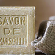 Savon De Marseille Art Print