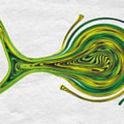 Saw Fish Art Print