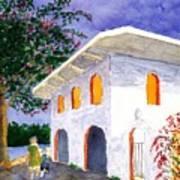 Sayilita Casa Art Print