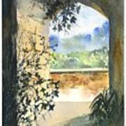 Scenes Of Sicily, I Art Print