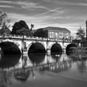 Scenic Shrewsbury Art Print