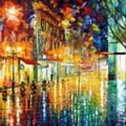 Scent Of Rain Art Print