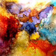 Scents Of Joy Art Print
