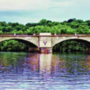 Schuylkill River Art Print