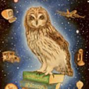 Scientia Art Print