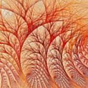 Scorched Art Print