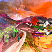Scotland 02 Art Print