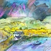 Scotland 21 Art Print