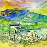 Scotland 23 Art Print