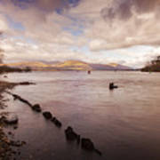 Scotland Landscape Art Print