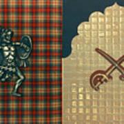 Scottish Arabian Art Print