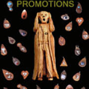 Scream Promotions Print by Eric Kempson
