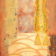 Scythian Gold 2 Art Print