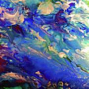 Sea Avalanche 5 Art Print
