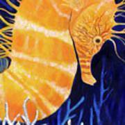 Sea Biscuit Art Print