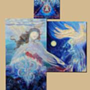 Sea Of The Soul Art Print