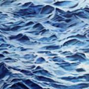 Sea Rhythms Art Print