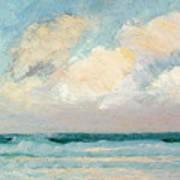 Sea Study - Morning Art Print