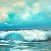 Sea Travelers Art Print