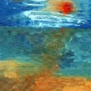 Sea Was Art Print