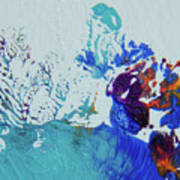 Seafloor Art Print
