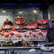 Seafood Restaurant 1 Art Print