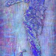 Seahoarse 6 Art Print
