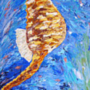 Seahorse Number 1 Art Print