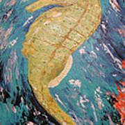 Seahorse Number 2 Art Print