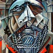 Sean Poole Art Print