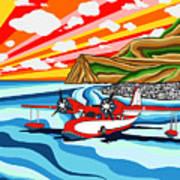 Seaplane 2 Art Print