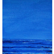 Seascape-0 Art Print