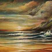 Seascape 3 Art Print
